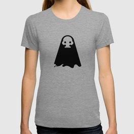 ghost - black T-shirt
