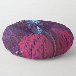 P005 // DYSTOPIAN MASQUERADE Floor Pillow