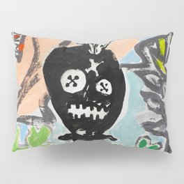 Crowned Pillow Sham