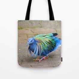 Nicobar Pigeon Strut Tote Bag