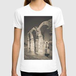 Roman amphytheatre T-shirt