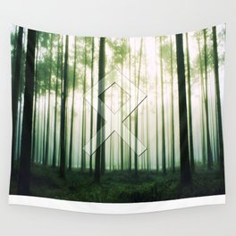 Othala (rune, means Home.) Wall Tapestry