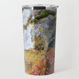 Diamond in the Moss Travel Mug