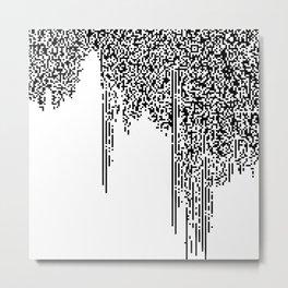 QR-antine V 0.2 Metal Print