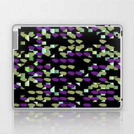 Magenta Lime Floaters Laptop & iPad Skin