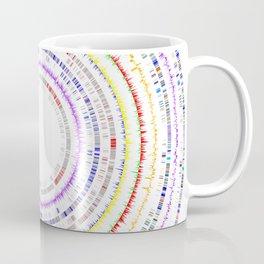 Genome Circles 2 Coffee Mug
