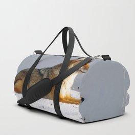 Feelin' Foxy Duffle Bag