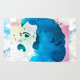 David Crosby Music is Love Rug