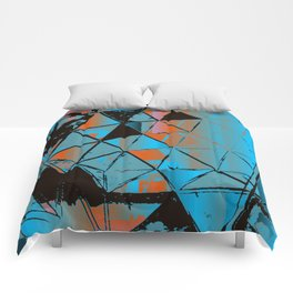 Molecular Glitch Comforters