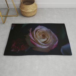 Dark Floral 5 Rug