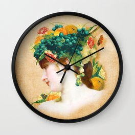Cybele Wall Clock