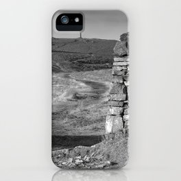 Pathway To A Memorial iPhone Case