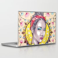 you are my sunshine Laptop & iPad Skins featuring Sunshine by Peter Fulop