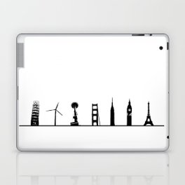 Monuments Laptop & iPad Skin