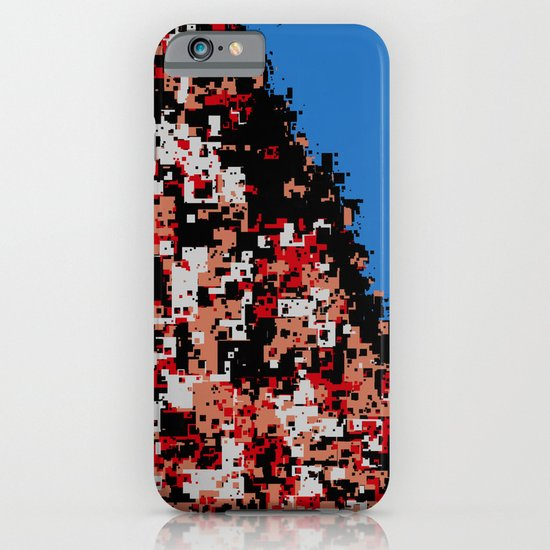 Densely populated  iPhone & iPod Case