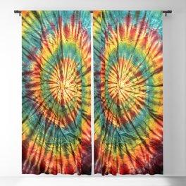 Tie Dye 19 Blackout Curtain