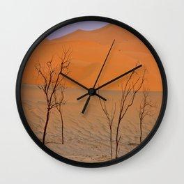 Infertile Wall Clock