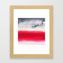 Martian bloom Framed Art Print