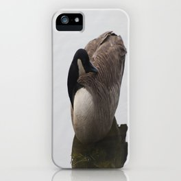 This is my good side iPhone Case