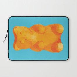 Gummy Bear Polygon Art Laptop Sleeve