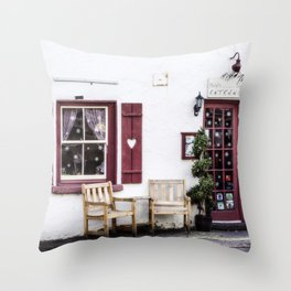 Skiddaw Reflections Throw Pillow