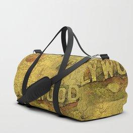 Hollywood Dream Duffle Bag