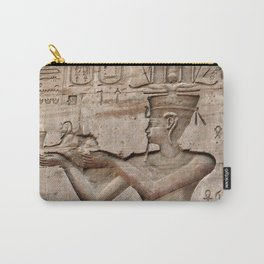 Horus and Temple of Edfu Carry-All Pouch