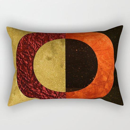 Abstract #146 Rectangular Pillow