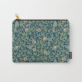 Birds and Pomegranates - William Morris Carry-All Pouch