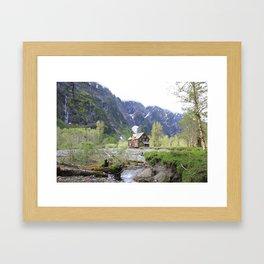 Enchanted Framed Art Print