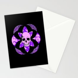 Flower of Life Pretty in Pink Stationery Cards