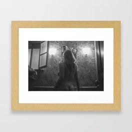 Katherine Framed Art Print