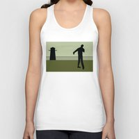 the walking dead Tank Tops featuring Walking Dead by Drix Design