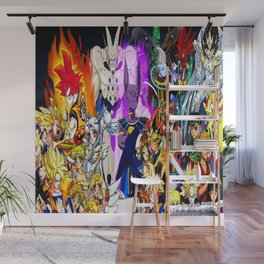 anime all Wall Mural