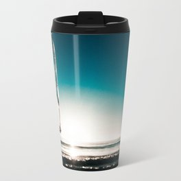 Glass beach Travel Mug