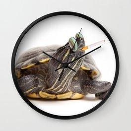 Tough Turtle Wall Clock