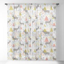Meadowlands Sheer Curtain