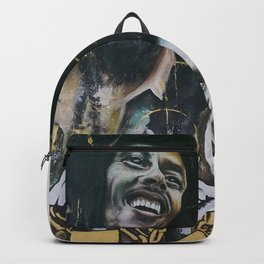 No racism but one Love Backpack