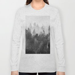 Forest Melody - Redwood National Park Long Sleeve T-shirt