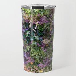 A Florist's Ceiling Garden Travel Mug