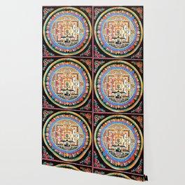 Mandala Buddhist 8 Wallpaper