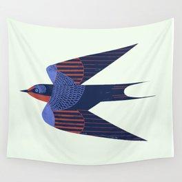 Barn Swallow Wall Tapestry
