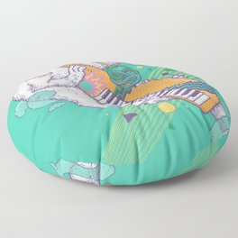 NeverEnding Solo Floor Pillow
