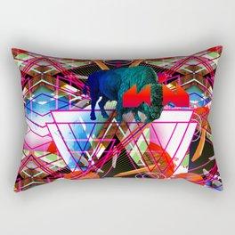BISONTE Rectangular Pillow