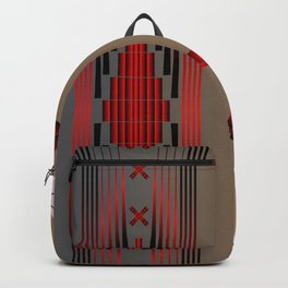 Dragonfly (Red) Backpack