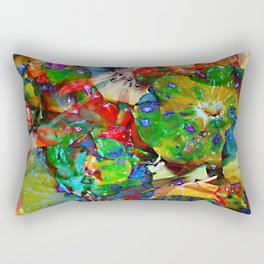 Fruit salad 2 Rectangular Pillow