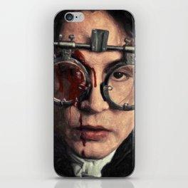 Ichabod Crane iPhone Skin