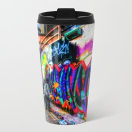 Leake Street Graffiti Artists Travel Mug