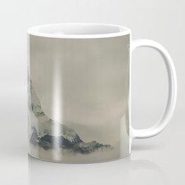 The Call of the Mountain 002 Coffee Mug