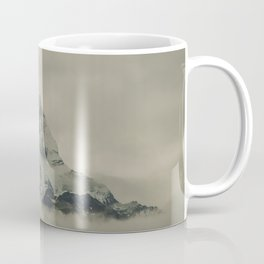 The Call of the Mountain 002 Coffee Mug